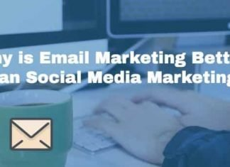Why Email Is More Effective than Social Media Marketing