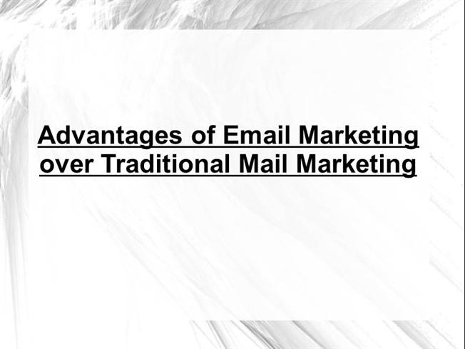 Email marketing comparison