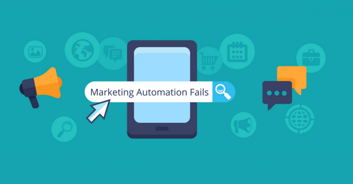 Why Marketing Automation Fails