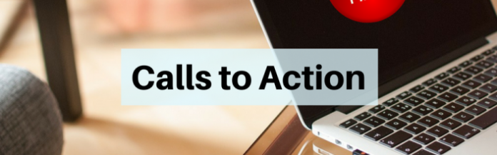 Personalized Calls to Action