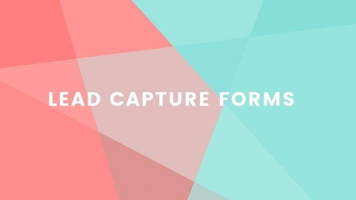 Lead Capture Forms