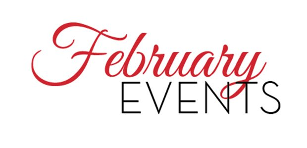 List of events February