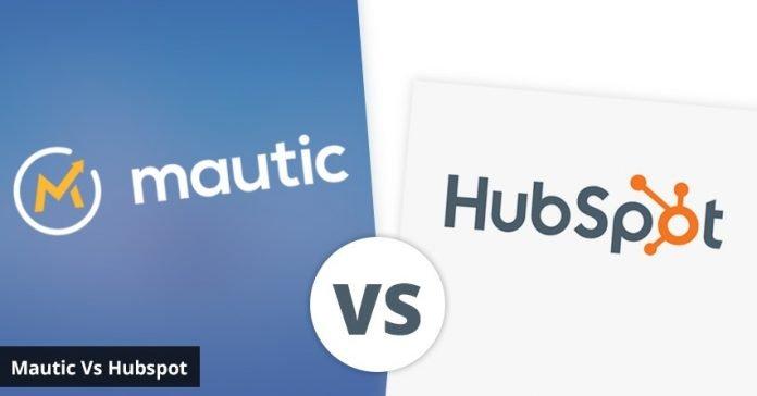 Hubspot VS Mautic