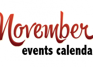 List of Events November