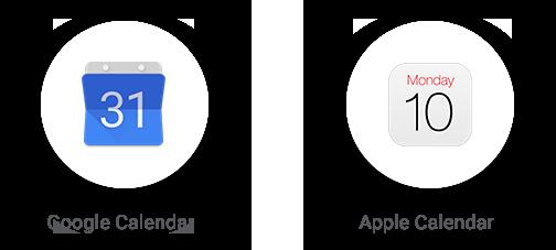 Apple Calendar to Google Calendar