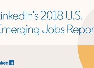 LinkedIn 2018 US Job Report