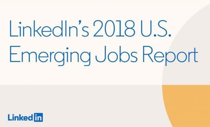 LinkedIn 2018 US Job Report