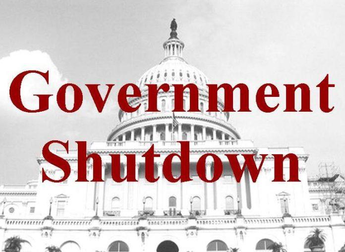 Latest Government Shutdown
