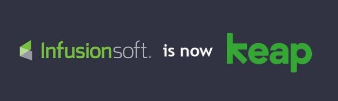 Infusionsoft Rebrands as Keap