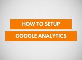 How to Setup Google Analytics