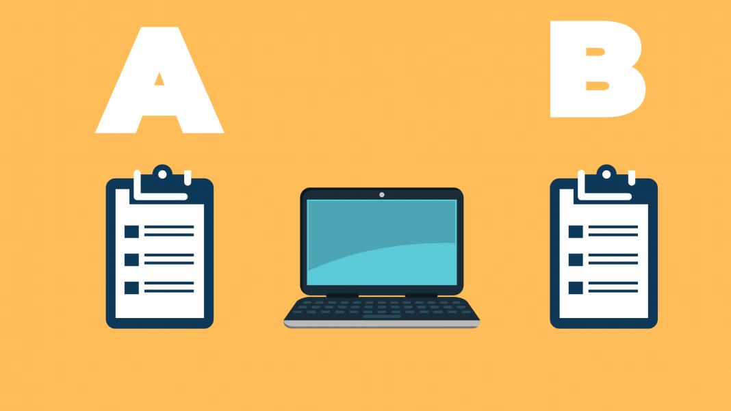A/B Testing in digital marketing