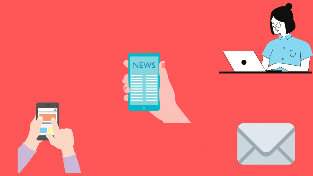 newsletter in email marketing